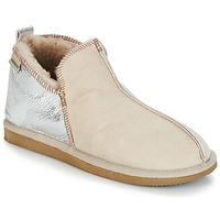 Schuhe Damen Hausschuhe Shepherd ANNIE Weiss