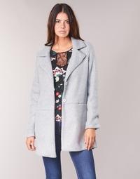 Kleidung Damen Mäntel Vila VIDORY Grau