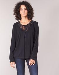 Abbigliamento Donna Top / Blusa Vila VIEVERLY Nero