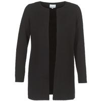 Abbigliamento Donna Giacche / Blazer Vila VINAJA LONG Nero