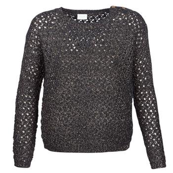 Kleidung Damen Pullover Vila VINIGHT Marineblau