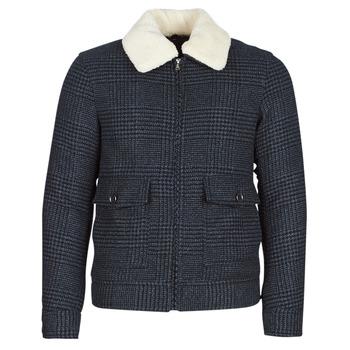 Kleidung Herren Mäntel Sisley FADVIN Grau