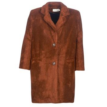 Abbigliamento Donna Cappotti See U Soon REVENTA Marrone