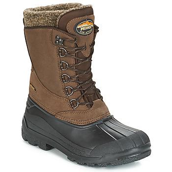 Chaussures Femme Bottes de neige Meindl SOLDEN Marron