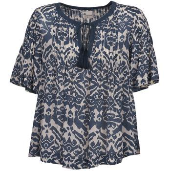 Kleidung Damen Tops / Blusen Stella Forest ANNAICK Blau