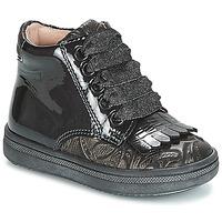 Schuhe Mädchen Sneaker High Acebo's DOLAGIRI Silbrig