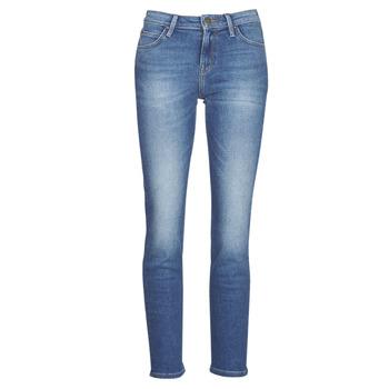 Vêtements Femme Jeans droit Lee ELLY Bleu medium