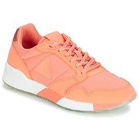 Schuhe Damen Sneaker Low Le Coq Sportif OMEGA X W METALLIC Koralle