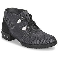Schuhe Damen Boots Mam'Zelle XESTO Schwarz