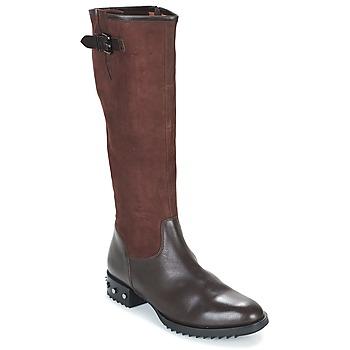 Chaussures Femme Bottes ville Mam'Zelle XANE Marron
