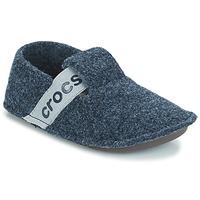 Schuhe Kinder Hausschuhe Crocs CLASSIC SLIPPER K Marine