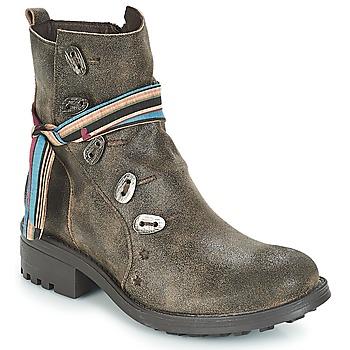 Schuhe Damen Boots Felmini NOUMERAT Braun,