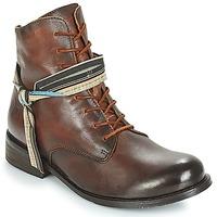 Chaussures Femme Boots Felmini SANTIAGO Marron