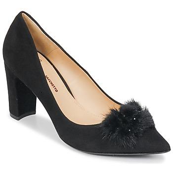Schuhe Damen Pumps Perlato PRELAO Schwarz