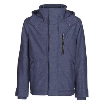Vêtements Homme Blousons Benetton MARDAN Marine