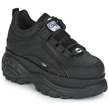 Schuhe Damen Sneaker Low Buffalo NOUMERA Schwarz
