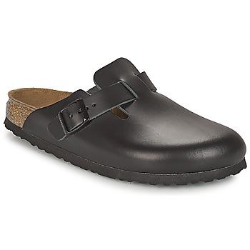 Schuhe Pantoletten / Clogs Birkenstock BOSTON Schwarz