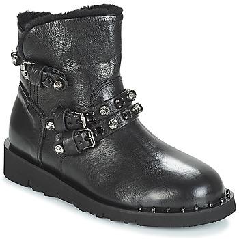 Chaussures Femme Boots Mimmu MALONN Noir