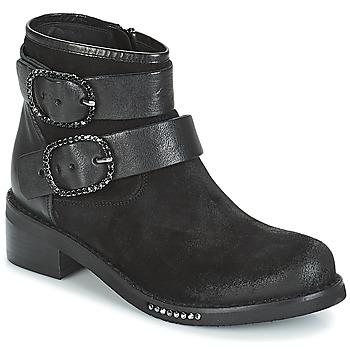 Chaussures Femme Boots Mimmu MYLANN Noir