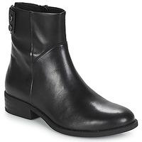 Schuhe Damen Boots Vagabond Shoemakers CARY Schwarz