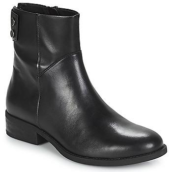 Chaussures Femme Boots Vagabond Shoemakers CARY Noir