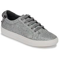 Schuhe Damen Sneaker Low KG by Kurt Geiger LUDO Silber