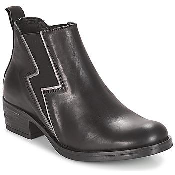 Schuhe Damen Boots PLDM by Palladium RIEMA CMR Schwarz