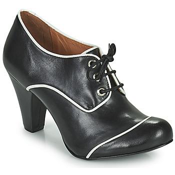 Schuhe Damen Derby-Schuhe Cristofoli GRENATAS Schwarz