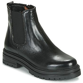 Chaussures Femme Boots Mjus DOBLE CHELS Noir