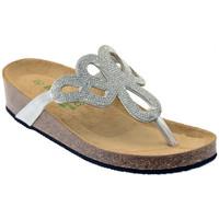 Chaussures Femme Sandales et Nu-pieds Riposella 19644ARGENTOSandales