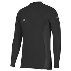 Vêtements Enfant T-shirts & Polos Gilbert Baselayer rugby adulte - Atomi Noir