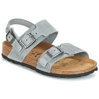 Schuhe Jungen Sandalen / Sandaletten Betula Original Betula Fussbett GLOBAL 2 Grau