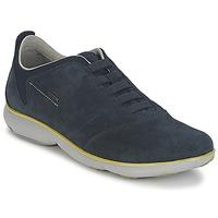 Chaussures Homme Baskets basses Geox NEBULA B Marine