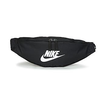 Taschen Hüfttasche Nike NIKE SPORTSWEAR HERITAGE Schwarz