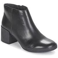 Schuhe Damen Low Boots Camper LOTTA Schwarz
