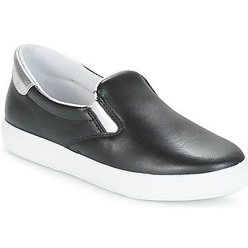 Chaussures Femme Baskets basses Yurban JESSY Noir