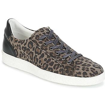 Schuhe Damen Sneaker Low Yurban JUKKY Schwarz