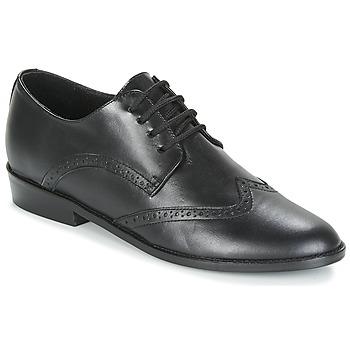 Chaussures Femme Derbies So Size JANDEL Noir
