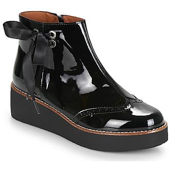 Schuhe Damen Boots Fericelli JANDICI Schwarz