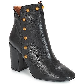 Schuhe Damen Low Boots Fericelli JATTIPALIA Schwarz