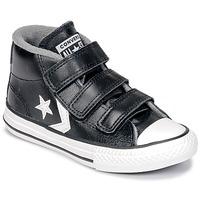 Chaussures Enfant Baskets montantes Converse STAR PLAYER 3V MID Black/Mason/Vintage White