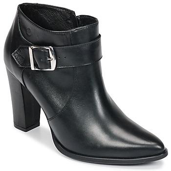 Schuhe Damen Ankle Boots Betty London JYKA Schwarz