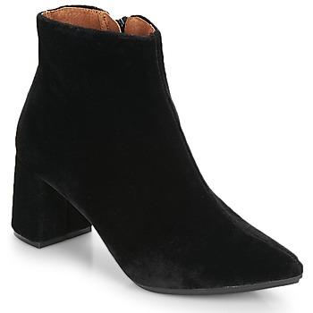 Schuhe Damen Low Boots Betty London JILOUTE Schwarz
