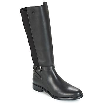 Chaussures Femme Bottes ville Betty London JENDAY Noir