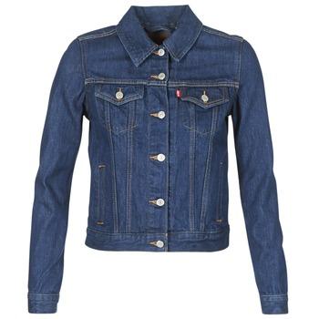Vêtements Femme Vestes en jean Levi's ORIGINAL TRUCKER Bleu brut
