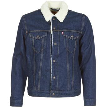 Vêtements Homme Vestes en jean Levi's TYPE 3 SHERPA TRUCKER Rockridge trucker
