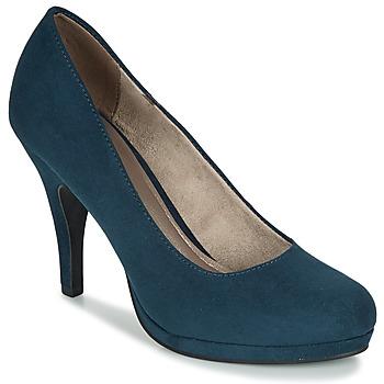 Schuhe Damen Pumps Tamaris VALUI Marineblau