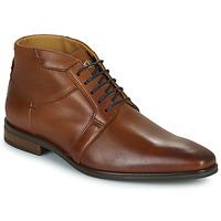 Chaussures Homme Boots Carlington JESSY Cognac