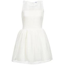 Kleidung Damen Kurze Kleider Brigitte Bardot AGNES Weiß