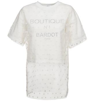 Vêtements Femme Sweats Brigitte Bardot ANASTASIE Ecru
